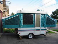 Wanted a tent trailer or small Camper