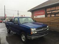 2004 Chevrolet Silverado 1500 4X4**ONLY 76 KMS**MINT CONDITION