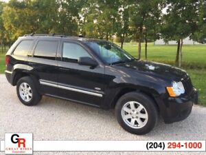 2010 Jeep Grand Cherokee North Edition Private Sale No GST