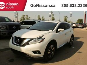 2016 Nissan Murano PLATINUM: NAVIGATION, HEATED AND VENTILATED S