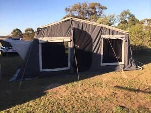 3 room 2013 Off Road Camper Trailer. Gisborne Macedon Ranges Preview