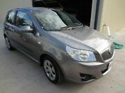 2008 Holden Barina TK MY09 Grey 5 Speed Manual Hatchback Oxley Brisbane South West Preview