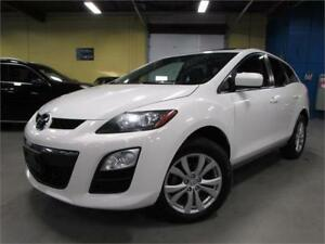 2012 Mazda CX-7 GT/ AWD/ LEATHER/ SUNROOF