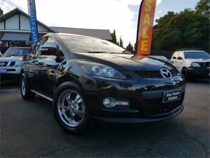 2007 Mazda CX-7 ER Luxury (4x4) Black 6 Speed Auto Activematic Wagon Mount Hawthorn Vincent Area Preview