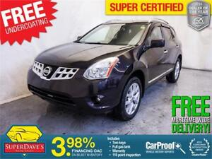2013 Nissan Rogue SV w/SL Package AWD *Warranty* $114.08 Bi/OAC