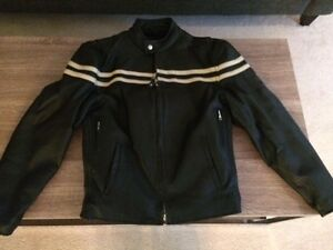 Women's Medium MB Montana Genuine Leather jacket