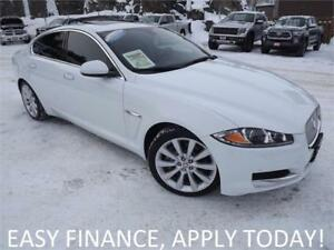 2014 Jaguar XF AWD!! SUPERCHARGED!! NAV!! BACKUP CAM! BLUETOOTH!