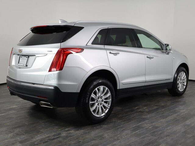 Off Lease Only 2018 Cadillac XT5 AWD Gas V6 3.6L/222.6