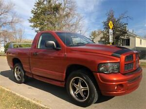 2005 Dodge Ram 1500 DAYTONA 4X4 HEMI 159K - REG CAB SHORT BOX