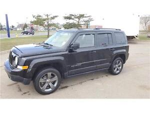 2015 Jeep Patriot High Altitude 4X4 LEATHER * SUNROOF $180 BW!