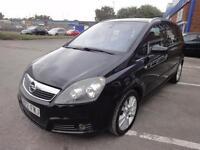 LHD 2007 Opel Zafira 1.9 CDTI Automatic 7 Seats Diesel SPANISH REGISTERED