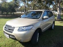 2008 Hyundai Santa Fe CM MY07 Upgrade SLX (FWD) Bronze 5 Speed Automatic Wagon Albert Park Charles Sturt Area Preview
