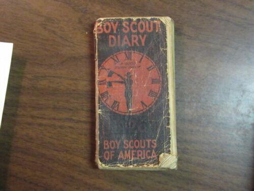 Boy Scout 1926 Diary       c14