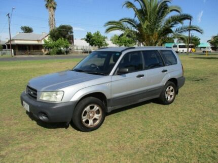 2003 Subaru Forester MY03 X 5 Speed Manual Wagon Alberton Port Adelaide Area Preview