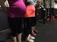 Sitter or Childcare Provider during fitness class in Cochrane