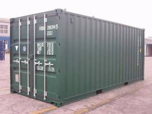 20ft Shipping Container for Rent on YOUR property from $105/Month Dunlop Belconnen Area Preview