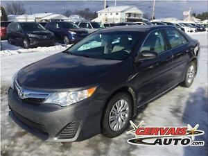 Toyota Camry LE A/C 2012