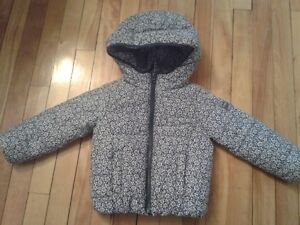 Manteau d'automne fille 3 ans / Fall coat - Girl - 3 years Gatineau Ottawa / Gatineau Area image 1