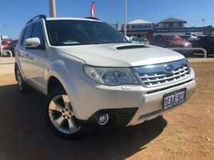 2012 Subaru Forester S3 MY12 XT AWD Premium White 4 Speed Sports Automatic Wagon Beresford Geraldton City Preview