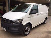 Volkswagen Transporter T28 TDi Startline BMT SWB (white) 2016