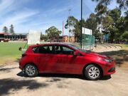 2017 Toyota Corolla ZRE182R Ascent S-CVT Red 7 Speed Constant Variable Hatchback Prospect Prospect Area Preview