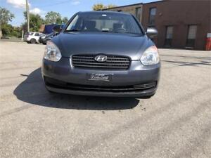 2009 Hyundai Accent GLS WOW-96700 KM CERTIFIE-WOW