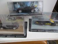 BATMAN BATMOBILES BOXED