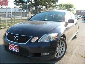 2006 Lexus GS 300 AWD ACCIDENT FREE - CERTIFIED*******WE FINANCE
