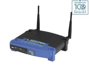 Mint condition Linksys WRT54GL Router