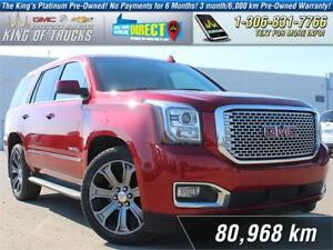 2015 GMC Yukon Denali One Owner | New Tires | PST Paid