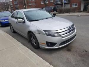 FORD FUSION 2010, 4 CYLINDRES , AIR CLIMATISE ***  4299$***