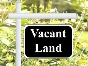 Land for sale great for a home or vacation get-away!