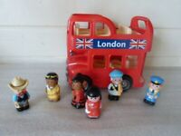 Huge Elc happyland toys see all photo