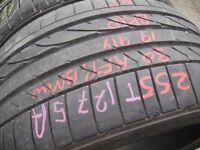 255/30/19 Bridgestone Potenza RE050A BMW Runflat x2 A Pair, 7.0mm (454 Barking Rd, Plaistow E13 8HJ)