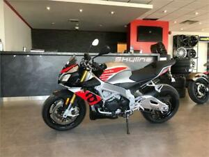 2017 APRILIA TUONO V4!!$49.38 WEEKLY WITH $0 DOWN!! LOW LOW KMS!