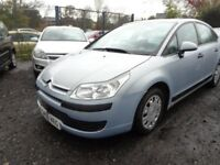 citroen c4 1.6 diesel nice car to drive mot 1 year £895