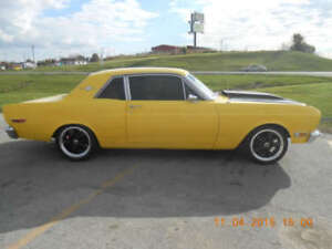 Looking for a late 60s Ford Falcon Coupe