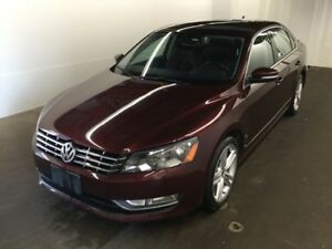 2013 Volkswagen Passat 2.5L SEL HIGHLINE NAVIGATION LEATHER