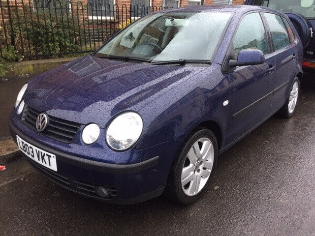 Vw Polo 1 4 16v S 5 Door 2003 58k Miles New Cambelt Kit