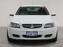 2009 Holden Commodore VE MY09.5 Omega White 4 Speed Automatic Sportswagon Jandakot Cockburn Area Preview