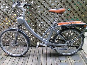 Vélo électrique à louer/Electric bike for rent