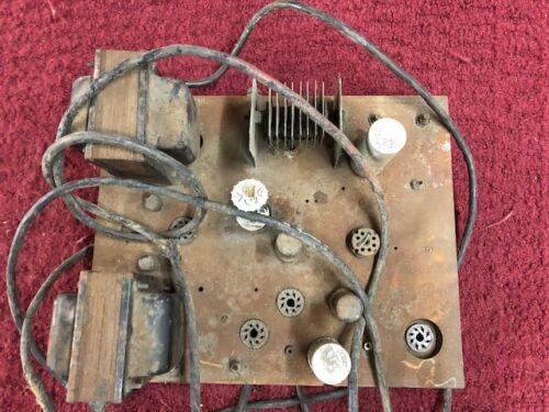 Wurlitzer Jukebox Amplifier-Untested (DB)