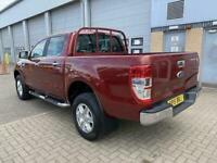 2015 Ford Ranger Pick Up Double Cab Limited 2.2 Tdci 150 4Wd Double Cab Pick-Up