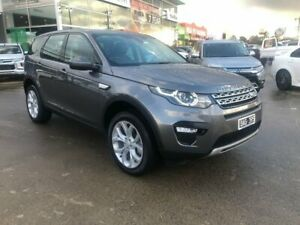 2017 Land Rover Discovery Sport L550 17MY TD4 150 HSE Grey 9 Speed Sports Automatic Wagon Hoppers Crossing Wyndham Area Preview