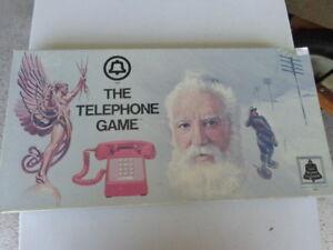BELL TELEPHONE BOARD GAME