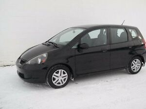 2008 Honda Fit LX, 5SPEED, AC, CRUISE
