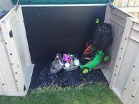 Garden Storage Unit