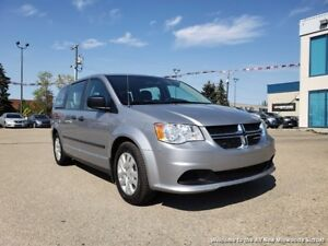 2016 Dodge Grand Caravan SE-ONE OWNER-ACCIDENT FREE-LOW MONTHLY