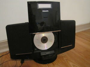 iPod/iPhone/CD player stereo