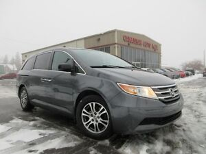 2013 Honda Odyssey EX w/RES, P. SLIDERS, 8 PASS, LOADED!